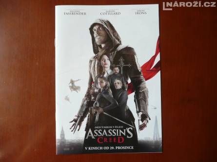 maly komiks ASSASSINS CREED novy