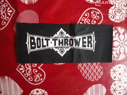 Bolt thrower nášivka