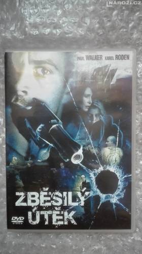 Dvd ' ZBESILY UTEK-1