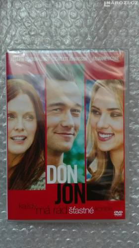 Dvd ' DON JON-1