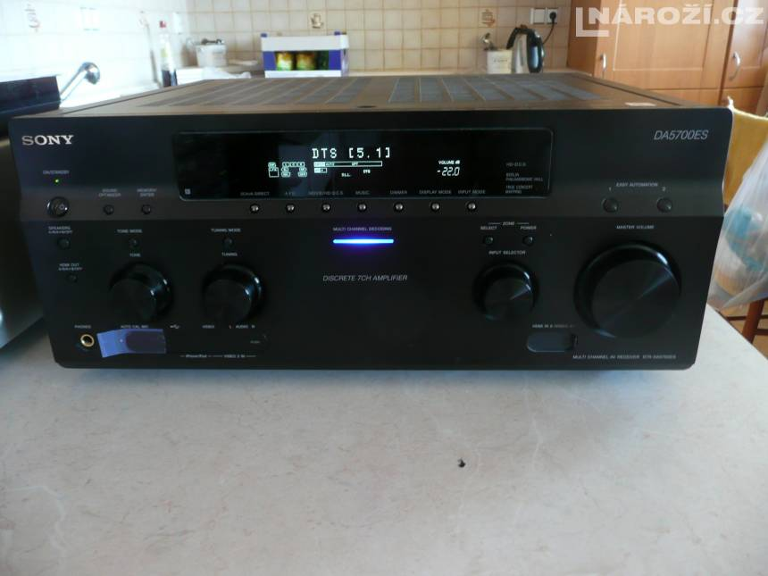 receiver SONY STR-DA5700ES