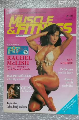 MUSCLE & FITNESS '  1992/2-1