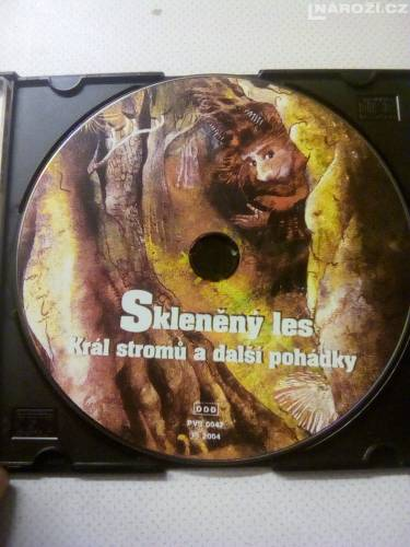 CD SKLENENY LES A DALSI POHADKY-1