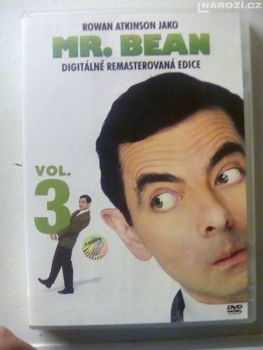 DVD MR. BEAN 3-1