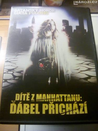 DVD DITE Z MANHATTANU-1