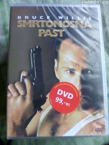 DVD SMRTONOSNA PAST -1
