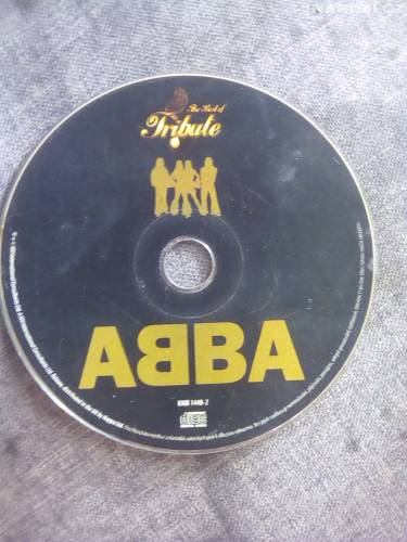 CD ABBA BEST OF TRIBUTE-1