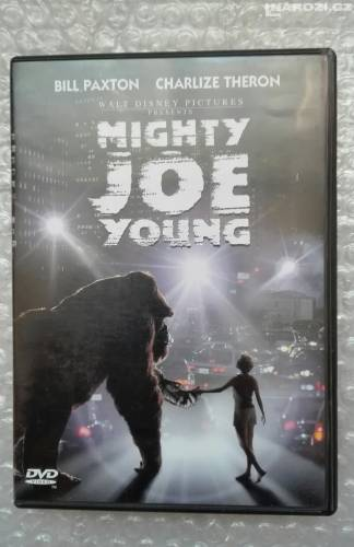 Dvd ' MIGHTY JOE YOUNG-1