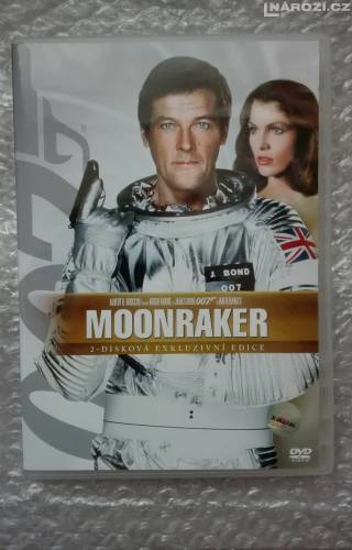 dvd ' MOONRAKER ' 2dvd-1