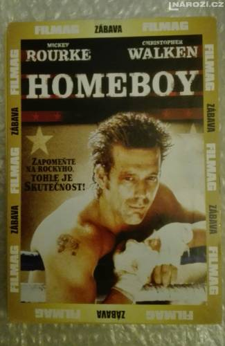 Dvd ' HOMEBOY-1