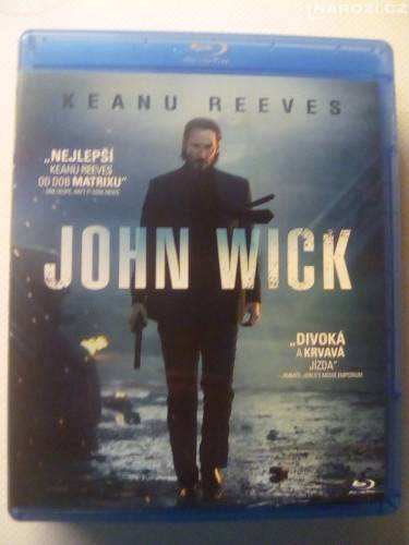 BLURAY JOHN WICK-1