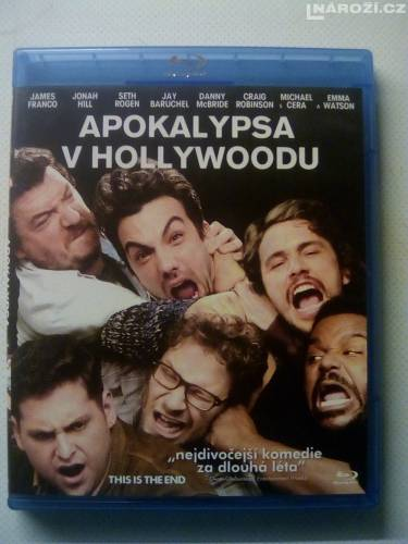 BLURAY APOKALYPSA V HOLLYWOODU-1