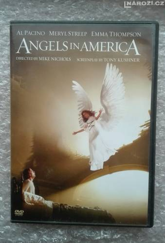 Dvd ' ANGELS IN AMERICA-1