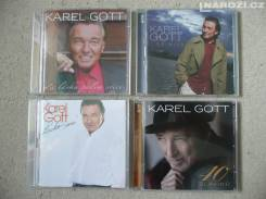 KAREL GOTT sbirka cd + dvd-4