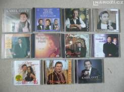 KAREL GOTT sbirka cd + dvd-5
