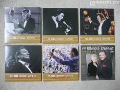 KAREL GOTT sbirka cd + dvd-7