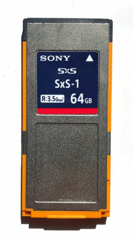 Sony SBS-64G1B SxS-1 Express Card 64GB