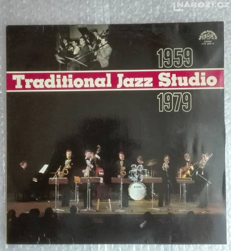 LP ' TRADITIONAL JAZZ STUDIO-1