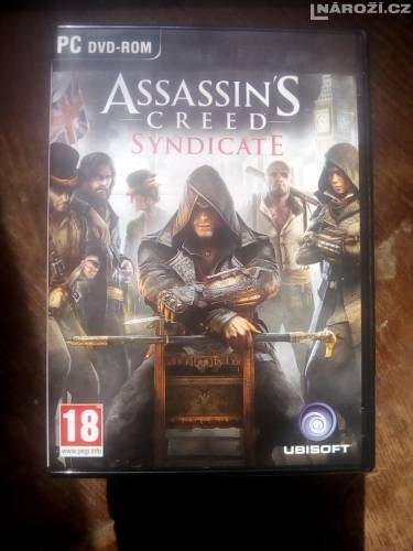 PC Assassins creed syndycate-1