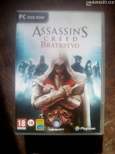 PC Assassins creed bratrstvo-1