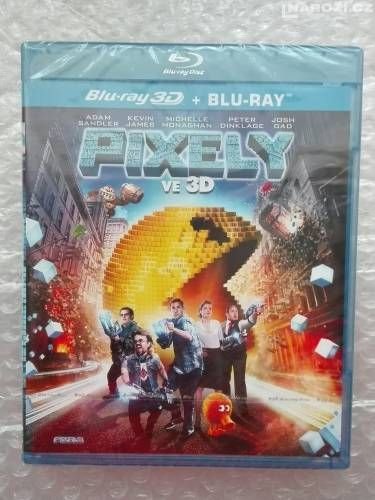 Blu ray ' PIXELY 3D-1