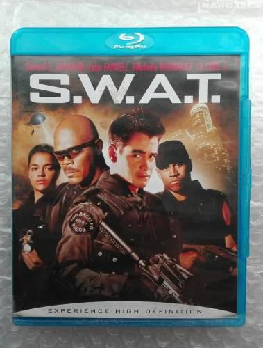 Blu ray ' S.W.A.T-1