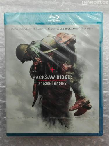 Blu ray ' HACKSAWRIDGE-1