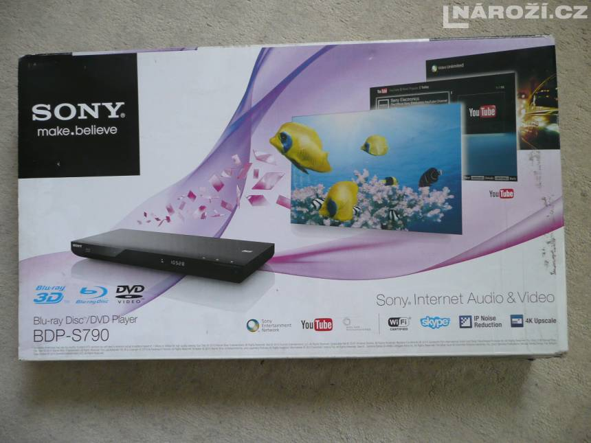 tv SONY 32FQ75 + blu-ray SONY BDP-S790 + 3xbd film-6