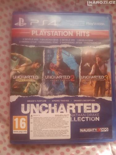 PS4 Uncharted Nathan Drake collection-1