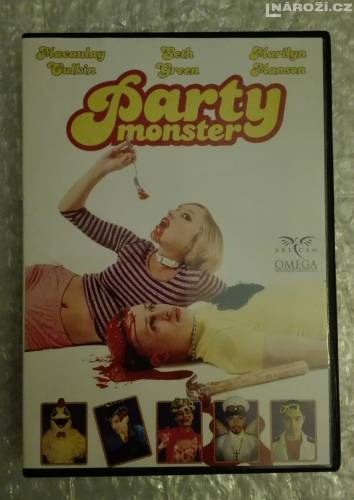 Dvd ' PARTY MONSTER-1