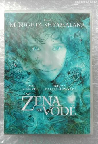 Dvd '  ZENA VE VODE-1