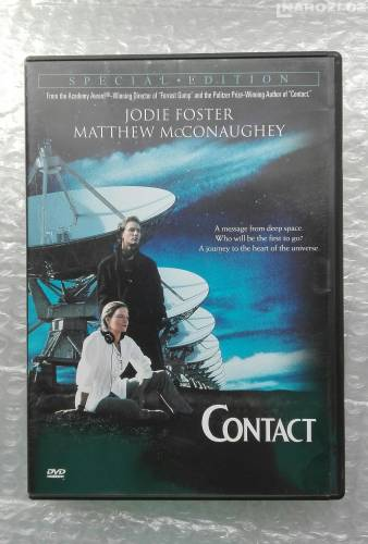 Dvd '  CONTACT-1