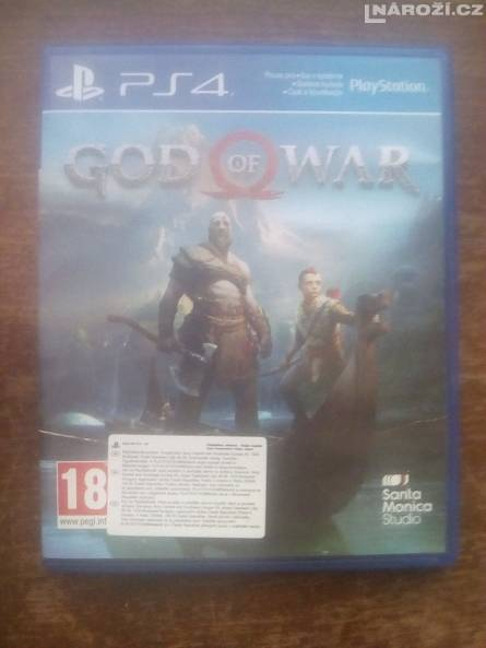 PS4 God od war