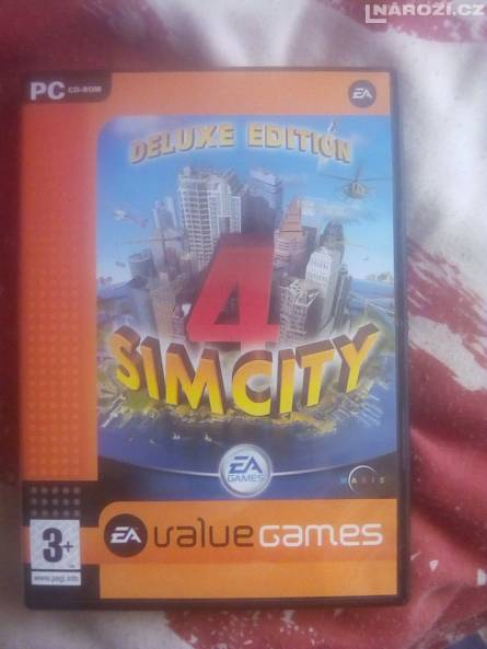 PC SIM city 4