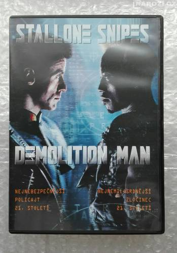 Dvd '  DEMOLITION MAN-1