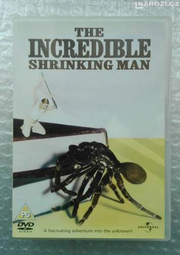 Dvd ' THE INCREDIBLE SHRINKING MAN-1