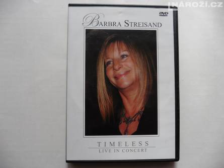 2 DVD Barbra Streisand : Timeless