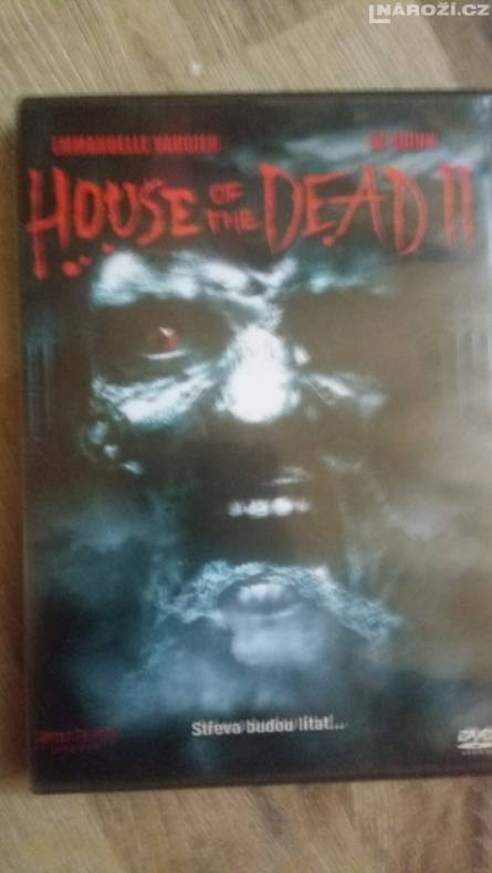 dvd house of the dead 2