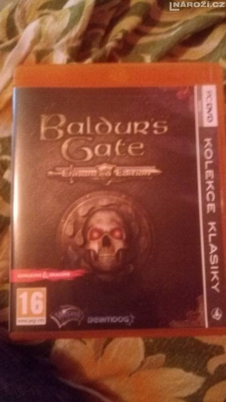 pc baldurs gate enhenced edition