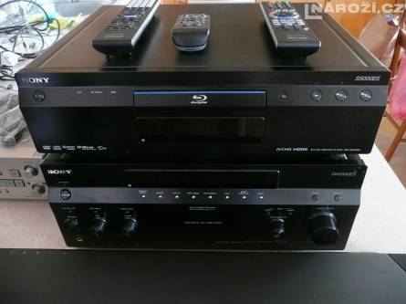 blu-ray SONY BDP-S5000ES - TOP MODEL + MonsterCable
