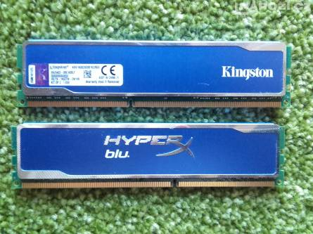 Kingston 8GB (1600 MHz' CL9) DDR3