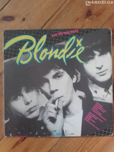 LP vinyl Blondie - Eat to the Beat-2