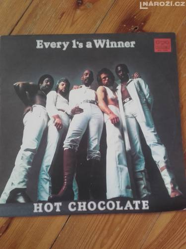 LP vinyl Hot Chocolate - Every 1´s Winner-1