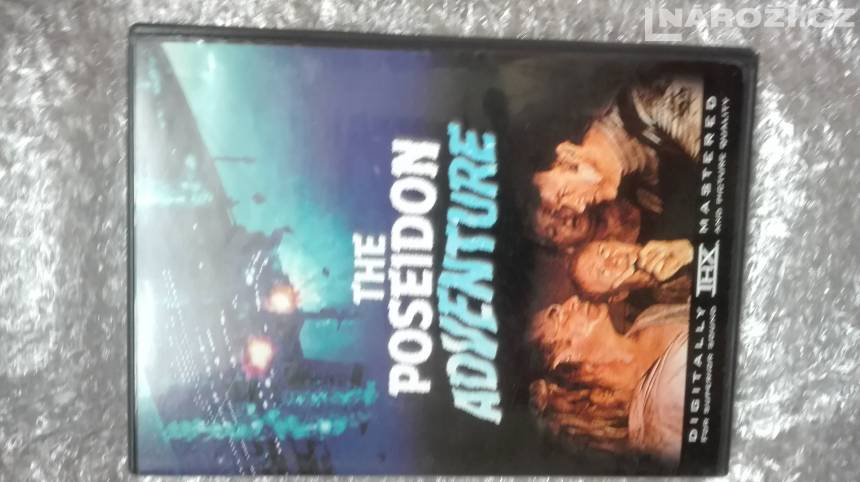 Dvd ' THE POSEIDON ADVENTURE ' bez CZ ' region 1-1