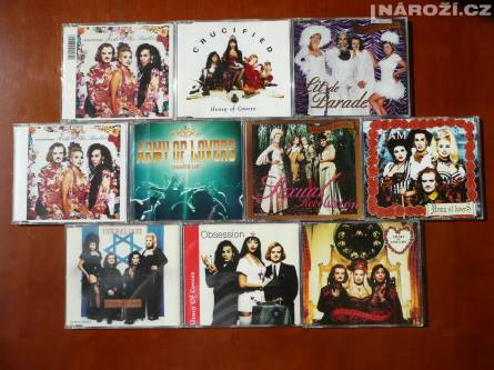 10x mcd ARMY OF LOVERS