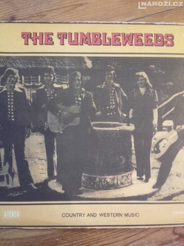 LP vinyl The Tumbleweeds-1