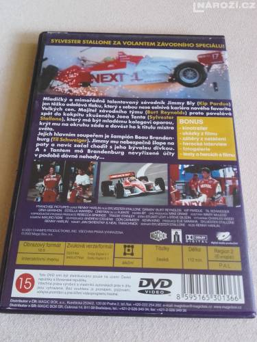 DVD S. Stallone - Formule-2