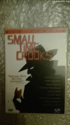 Dvd  ' SMALL TIME CROOKS ' bez CZ ' -1