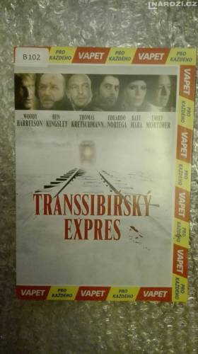 Dvd ' TRANSSIBIRSKY EXPRES-1