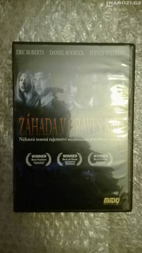 Dvd ' ZAHADA V GRAVES END-1